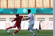 Cập nhật kết quả Olympic Việt Nam vs Olympic Pakistan 2-0
