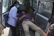 Afghanistan: Con số thương vong trong vụ đánh bom tăng mạnh