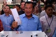 Kết quả bầu cử Quốc hội Campuchia: Đảng CPP thắng tuyệt đối
