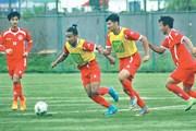 'Olympic Nepal đặt mục tiêu giành điểm trước Olympic Việt Nam'