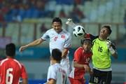 """""""Song Đức"""" lập công đưa Olympic Việt Nam vào vòng 1/8 ASIAD 2018"""