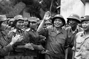 Khai mạc triển lãm 'Đại tướng Võ Nguyên Giáp với ATK Thái Nguyên'