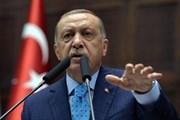 """Mục tiêu của Thổ Nhĩ Kỳ sau những động thái """"hướng Đông"""""""