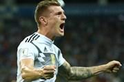 Toni Kroos tuyên bố sẽ tiếp tục thi đấu cho đội tuyển Đức