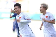 Cập nhật Việt Nam vs Nhật Bản 1-0: Nguyễn Quang Hải lập công