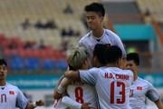 Video cận cảnh chiến thắng lịch sử của tuyển Olympic Việt Nam