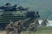 """Mỹ cân nhắc chuyển tập trận """"Hổ mang vàng"""" khỏi Thái Lan"""