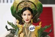 Top 8 người đẹp gây ấn tượng tại cuộc thi Hoa hậu Hoàn vũ