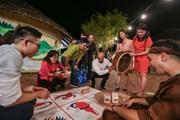 Góc 'Chợ quê làng tôi' yên bình trên hành trình về với cố đô Hoa Lư