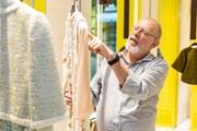 Cựu Giám đốc sáng tạo Hermès thăm showroom Nguyễn Công Trí