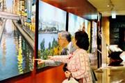 Triển lãm tranh phong cảnh Nhật Bản của họa sỹ Phạm Luận tại Tokyo