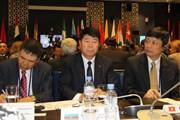 Việt Nam dự Hội nghị lãnh đạo cấp cao phụ trách an ninh ở Nga