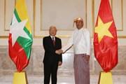 Toàn cảnh chuyến thăm Myanmar của Tổng Bí thư Nguyễn Phú Trọng