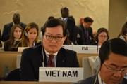 Việt Nam dự khóa họp thứ 36 Hội đồng Nhân quyền Liên hợp quốc