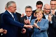 AfD trở thành thách thức đối với Thủ tướng Đức Angela Merkel