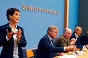 Đức: Đồng chủ tịch đảng cực hữu AfD tuyên bố rời khỏi đảng