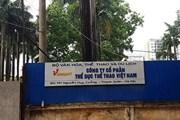 Xử lý dứt điểm tồn tại của Công ty cổ phần Thể dục thể thao Việt Nam