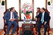 Thủ tướng Chính phủ tiếp Phó Cao ủy Chương trình Đồng bằng Hà Lan