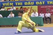 Hơn 300 vận động viên dự Giải vô địch cúp Wushu quốc gia 2017