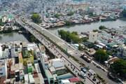 Thành phố Hồ Chí Minh thông xe cây cầu lịch sử Nhị Thiên Đường 1