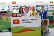 Góc Việt Nam tại Festival Thanh niên và Sinh viên thế giới hút khách