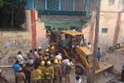 Sập nhà vào lúc sáng sớm ở miền Nam Ấn Độ, 8 người thiệt mạng
