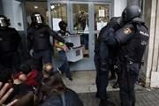EU kêu gọi đối thoại chính trị để giải quyết khủng hoảng Catalonia
