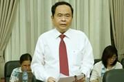 Chủ tịch MTTQ chúc mừng Cộng đồng tôn giáo Baha'i Việt Nam
