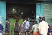 Xác định nguyên nhân vụ cháy kiốt khiến 4 người thương vong