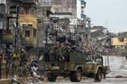 Philippines tuyên bố kết thúc chiến dịch chống phiến quân ở Marawi
