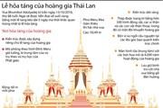 [Infographics] Lễ hỏa táng Nhà vua Thái Lan Bhumibol Adulyadej