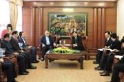 Việt Nam-Iran hướng tới kim ngạch thương mại hai chiều 2 tỷ USD