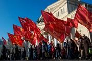 [Mega Story] Sáng mãi ngọn lửa Cách mạng Tháng Mười Nga
