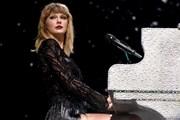 Album của nữ ca sỹ Taylor Swift đắt hàng nhất trong năm 2017