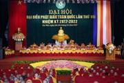 Khai mạc Đại hội đại biểu Phật giáo toàn quốc lần thứ VIII vào 21/11