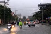 Lũ lớn trên các sông ở Thừa Thiên-Huế, một người thiệt mạng