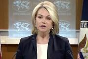 Mỹ tuyên bố sẽ duy trì đối thoại cởi mở với các lãnh đạo Palestine
