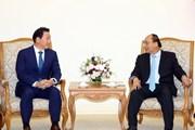 Thủ tướng: Tập đoàn SK Group cần đi đầu trong đầu tư tại Việt Nam