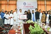 Quỹ Vì Tầm vóc Việt trao tặng 300 triệu đồng cho bệnh nhân nghèo