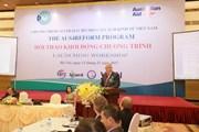 Australia cam kết tiếp tục hỗ trợ Việt Nam cải cách kinh tế