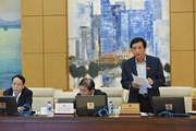 Cho ý kiến bước đầu về việc chuẩn bị Kỳ họp thứ 5 của Quốc hội