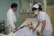 Truyền 26 đơn vị máu cứu sống bệnh nhân bị dập nát cả hai chân