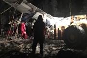 Máy bay chở 25 người rơi ở miền Nam Canada khi vừa mới cất cánh