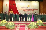 Hình ảnh khai mạc Đại hội toàn quốc Hội Cựu chiến binh Việt Nam