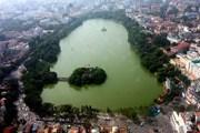 Đề xuất lắp thiết bị tách dầu mỡ giảm ô nhiễm nước hồ Hoàn Kiếm