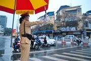 Mở đợt cao điểm bảo đảm an toàn giao thông, trật tự xã hội dịp Tết
