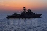 Nga sẽ tăng cường hiện diện quân sự tại khu vực Địa Trung Hải