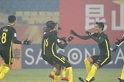 Truyền thông khu vực tán dương chiến tích của đội U23 Malaysia