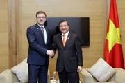 Việt Nam-Liên bang Nga tăng cường trao đổi hoạt động lập pháp