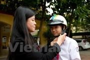 Thủ tướng: Đẩy mạnh hiệu quả thực hiện quy định đội mũ bảo hiểm